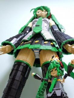 Miku Lego - 02