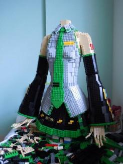 Miku Lego - 09