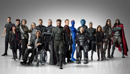 Days of future past cast 20th Century Fox