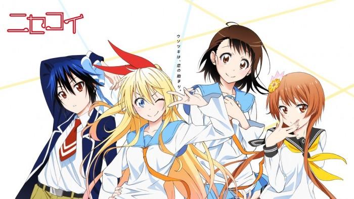 Nisekoi - capa - animexis