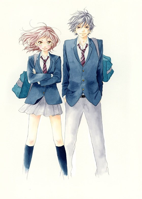 Ao Haru Ride - Live action 03