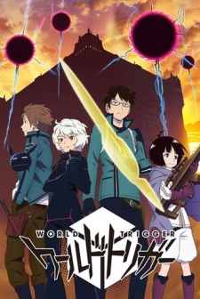 Anime Fall 2014 - World Trigger