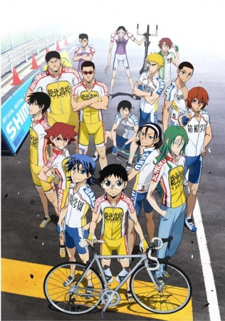 Anime Fall 2014 - Yowamushi Pedal 2