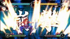 Dengeki Bunko Fighting Climax - Bles x Akira 02