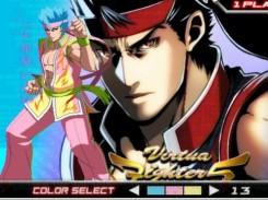 Dengeki Bunko Fighting Climax - Bles x Akira 09