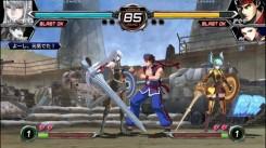 Dengeki Bunko Fighting Climax - Bles x Akira 13