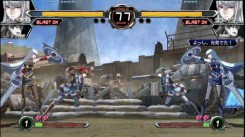 Dengeki Bunko Fighting Climax - Bles x Akira 14