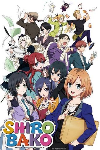 Shirobako - anime