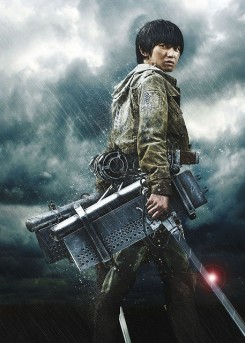Attack on Titan Live Action 2