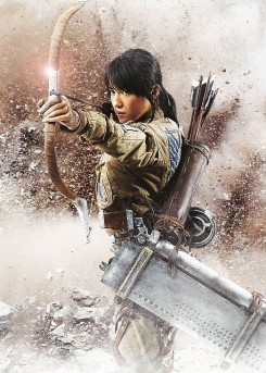 Attack on Titan Live Action 4