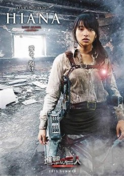 Attack on Titan Live Action 7