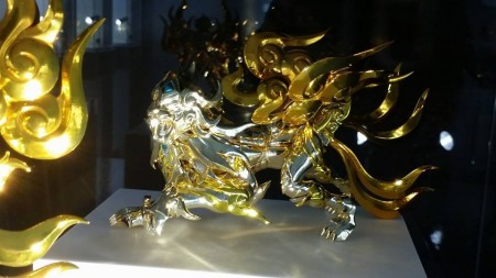 Saint Seiya Soul of Gold 1