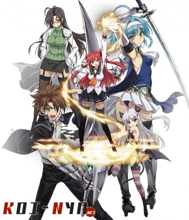 Shinmai Maou no Testament - image 01