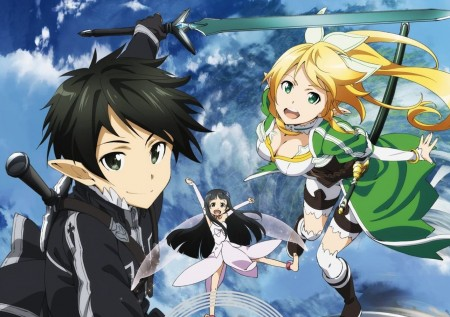 Sword Art Online Lost Song - image 00
