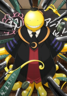 Temporada de Inverno 2015 - Assassination Classroom