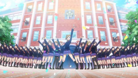 Escolas de Animes - Love Live School idol Project