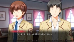 Angel Beats -1st Beat- Visual Novel Screenshots - 18