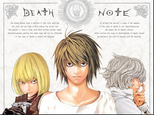 Death Note - dorama live action