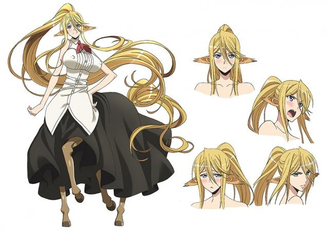 Monster Musume - Cerea