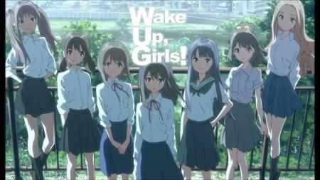 wake up girls - image