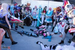 Galeria Cosplay Anime Friends 2015 3