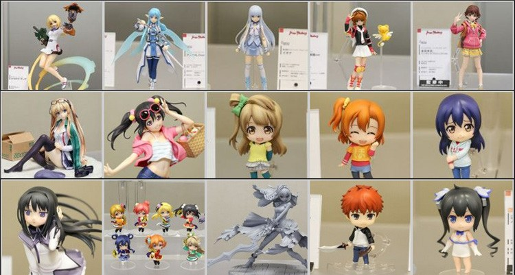 Hobby Makers Joint Figure Exhibition 2015