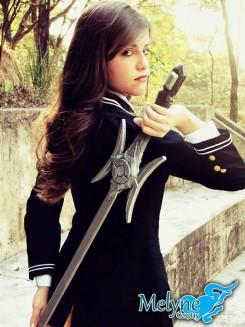 Mel Costume Play cosplay02