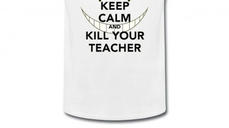 assassination classroom  KillYourTeacher