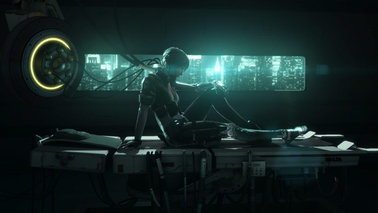 Ghost in the Shell First Assault
