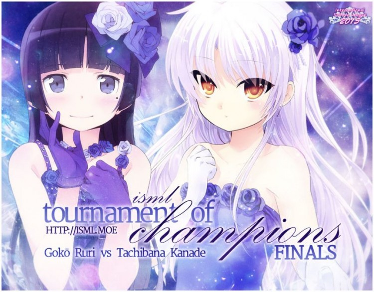 Kuroneko vs Kanade - Championship Tournament final