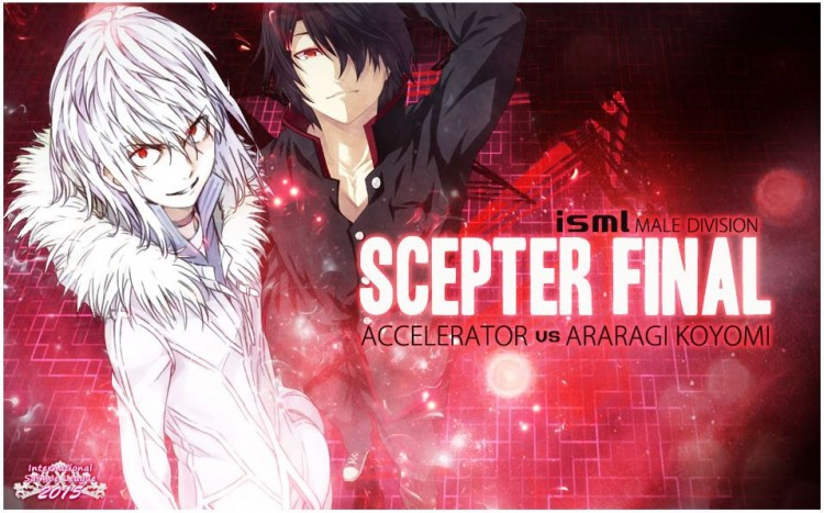 accelerator vs Araragi - final 2015
