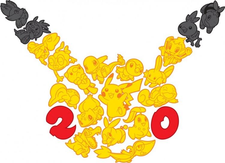 Pokemon 20th_Logo