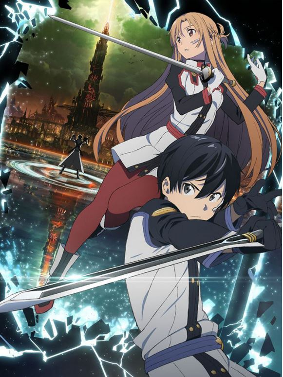 Sword Art Online: Ordinal Scale - Movie visual
