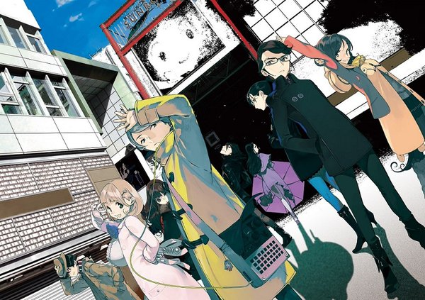 Visual  Occultic;Nine