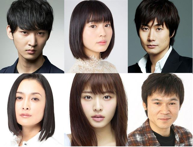 Isshuukan Friends - One Week Friends - Movie Live Action Characters