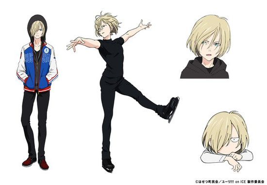 Yuri!!! on Ice - Yuki