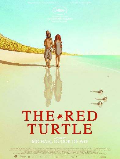 the red turtle - movie 1