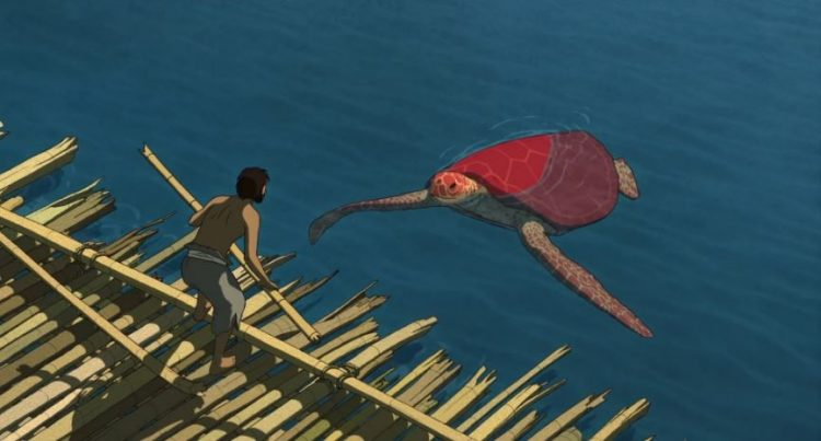the red turtle - movie 2