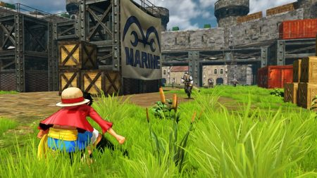 One Piece World Seeker Anime Xis 011