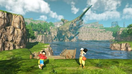 One Piece World Seeker Anime Xis 014