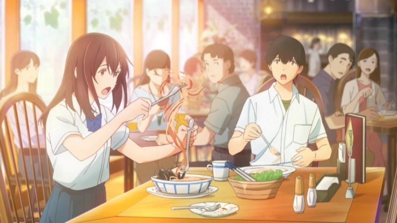 Anime: Let Me Eat Your Pancreas