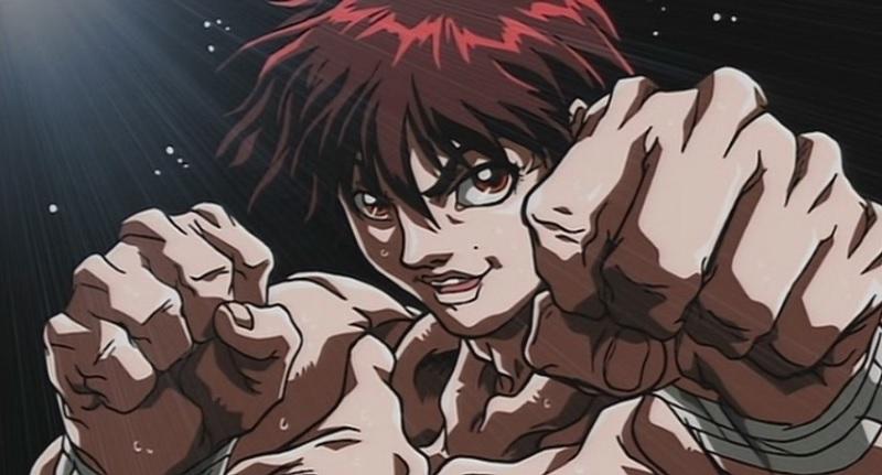 Baki-Dou Manga faz uma pequena pausa, retorna em 3 de junho