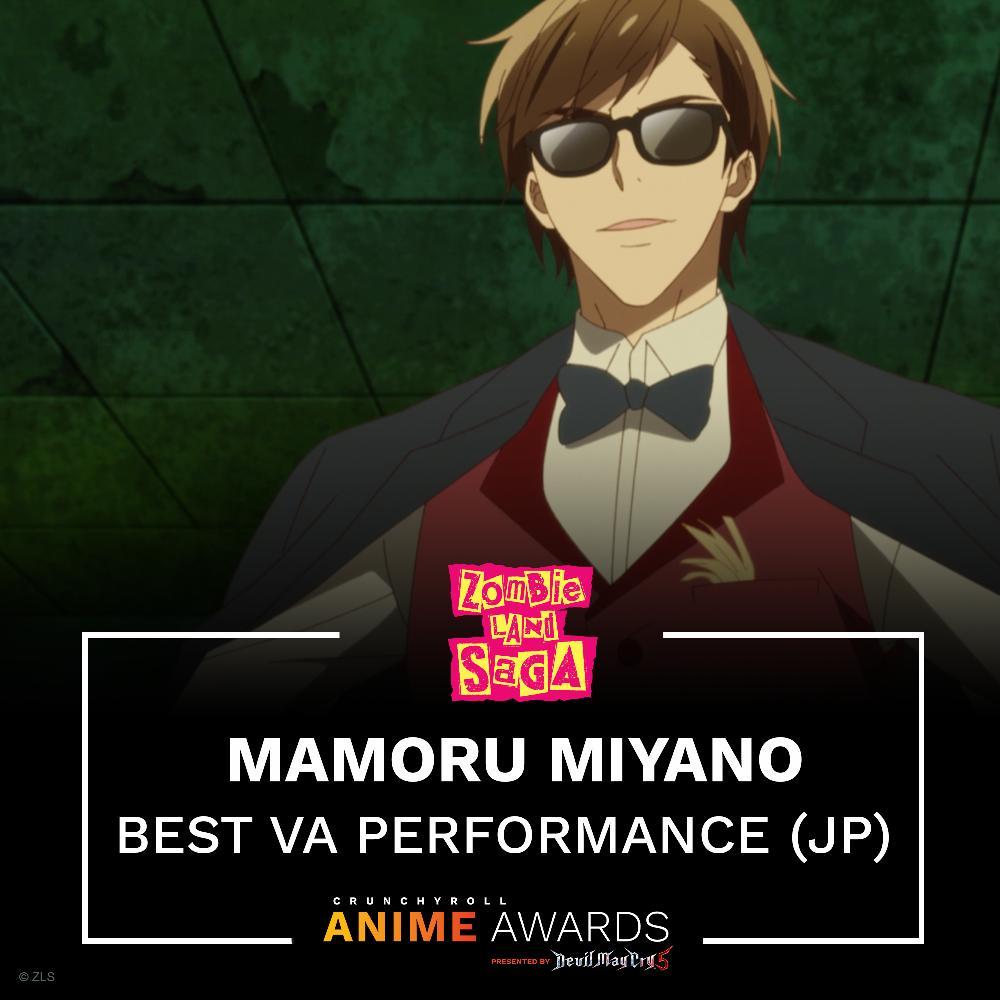 Best VA Performance JP - Mamoru Miyano - Anime Xis