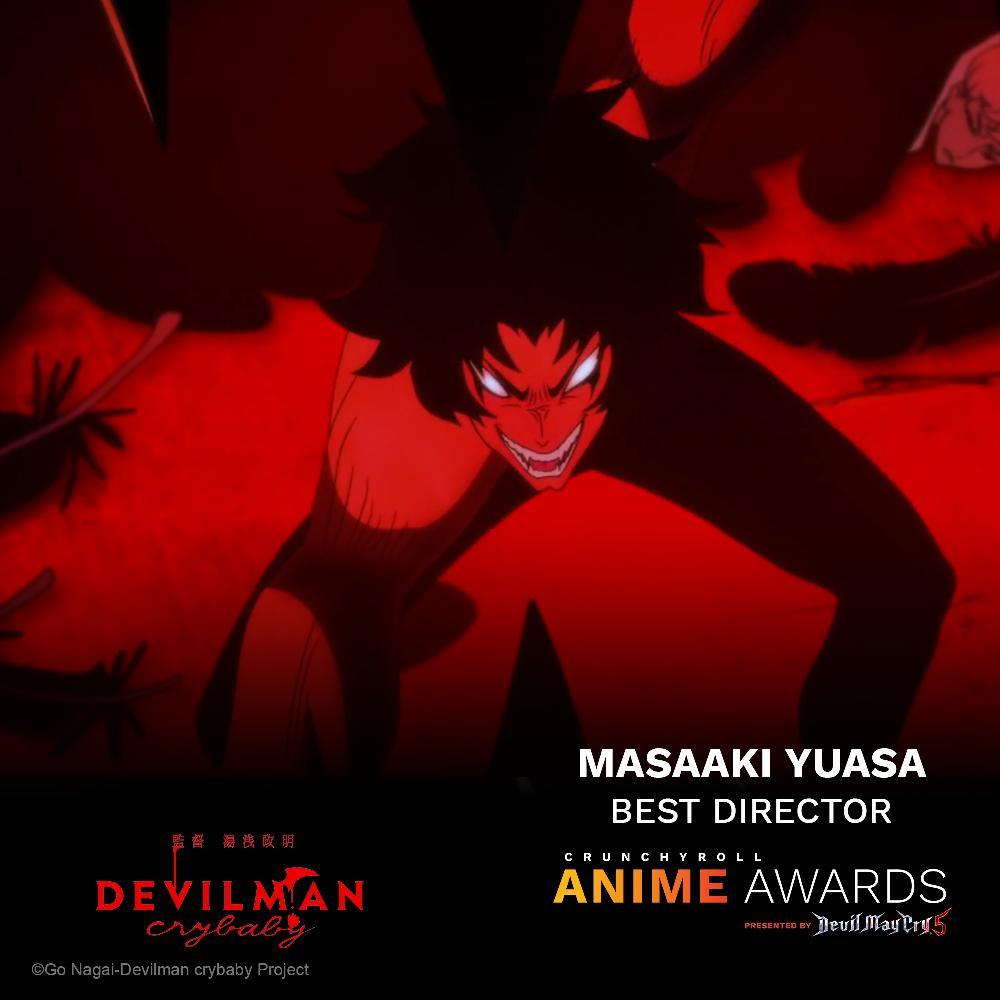 Melhor Diretor - Masaki Yuasa - Anime Xis