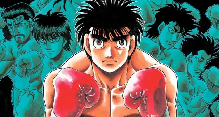 Conheça Hajime no Ippo, anime de boxe - legadoplus