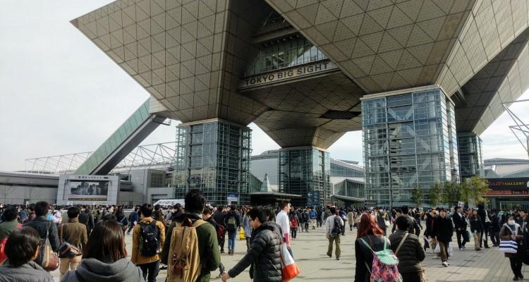 Comiket - Tokyo Big Sight