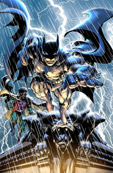 Neil Adams - Batman 05