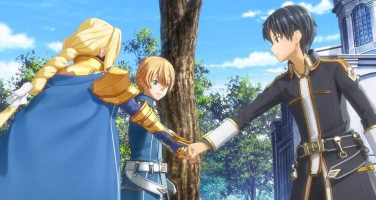 SAO Alicization Lycoris