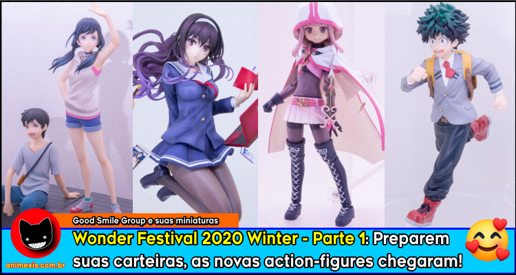 Action-Figures - Wonder Festival 2020 Winter - Parte 1