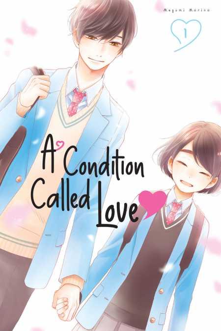 Kodansha Manga Awards - A Condition Called Love